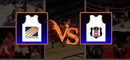 Tofas Spor Kulubu-Besiktas Basketbol  Jan 12 2019