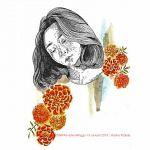 Sekuntum Bunga Marigold dari Chiang Mai
