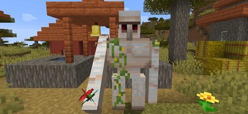 Minecraft Snapshot 19W08B
