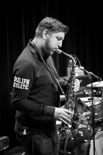 Fraser John Lindsay's Blues Incentive - Live at Paisley Arts Centre (123)