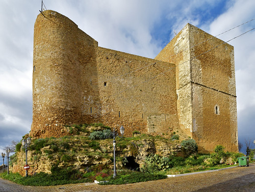 Castle of Naro, Sicily DSC 8757