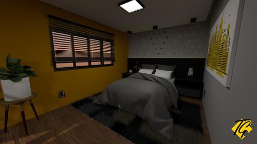 Apartamento Studio Aleatório