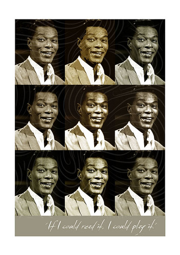 Nat King Cole - Jazz Heroes Series