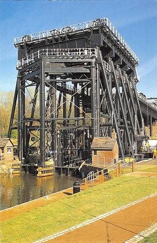 Anderton lift northwich cheshire uk