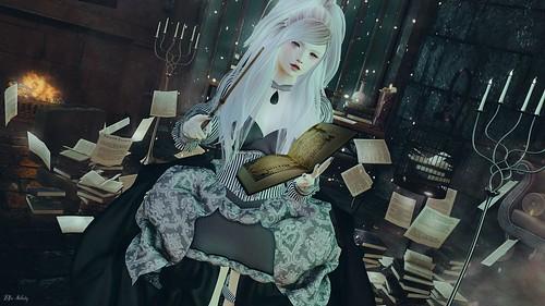#189 Book Magic