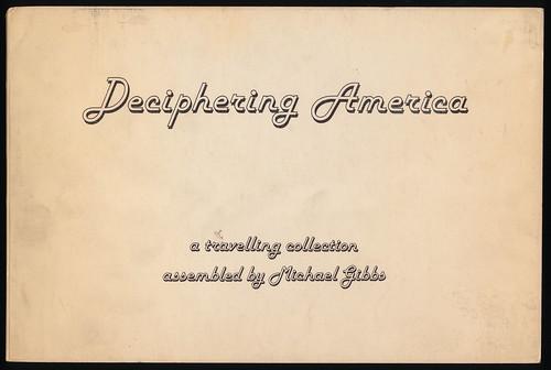 Deciphering America