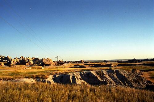 Badlands Alien Landscape 1