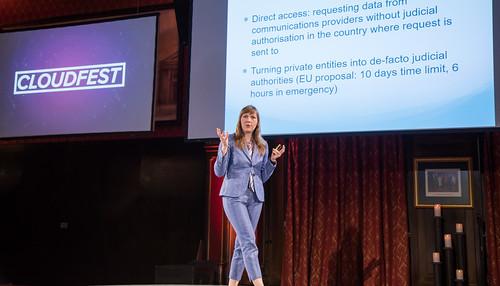 CloudFest 2019: Tatiana Tropina