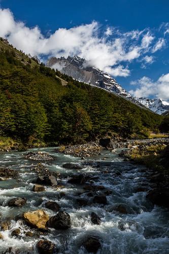 Ascencio valley, Torres del Paine