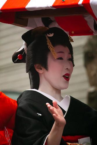 Kayoko - Tokaebisu of Imamiyaebisu Shrine, Osaka 2019
