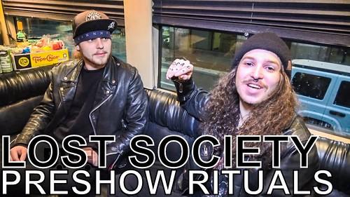 Lost Society - PRESHOW RITUALS Ep. 426