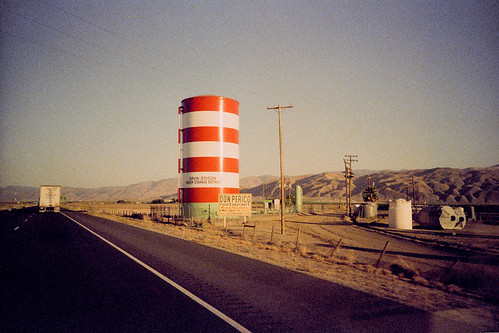 southbound (lomo xpro). mettler, ca. 2014.