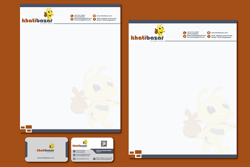 I Will Create A Clean Letterhead And Business Card