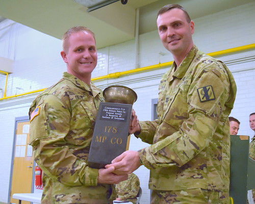 The 178th MP Commander's Trophy
