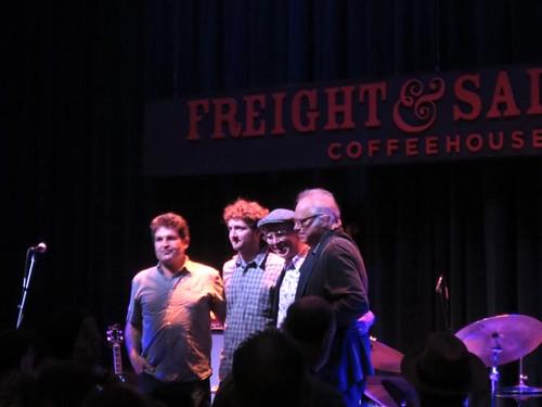 Bill Frisell Trio with Sam Amidon