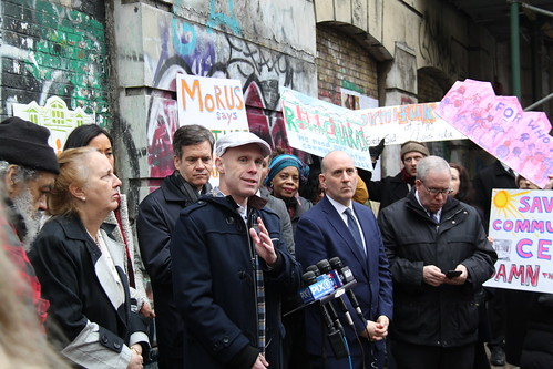 P.S. 64 Rally and Press Conference | February 7, 2019
