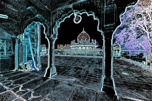 India - Uttar Pradesh - Agra - Fatehpuri Masjid - 13dd