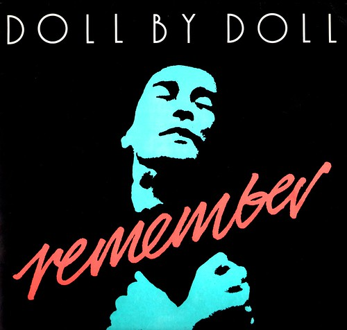 1 - Doll By Doll - Remember - Promo Pack  - UK - 1979-