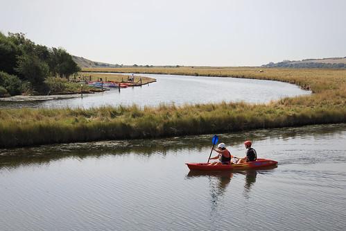 England / Sussex - Cuckmere Haven