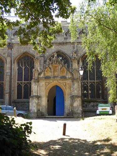 Porch, St Mary's, Bury St Edmunds