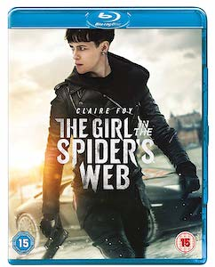 The Girl in the Spider's Web Blu-ray review
