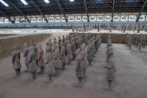China - Xian - Terracotta Army - 329
