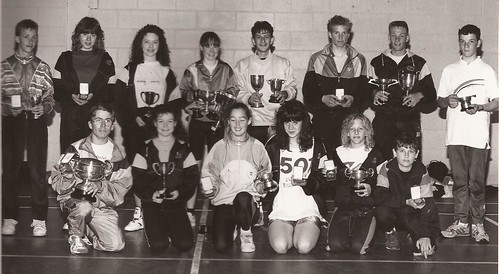 AHS sports champs 1990