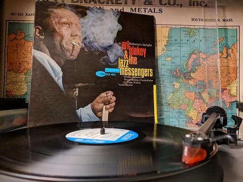 Art Blakey & The Jazz Messengers - Buhaina's Delight  Blue Note, BLP 4104, 1963 US