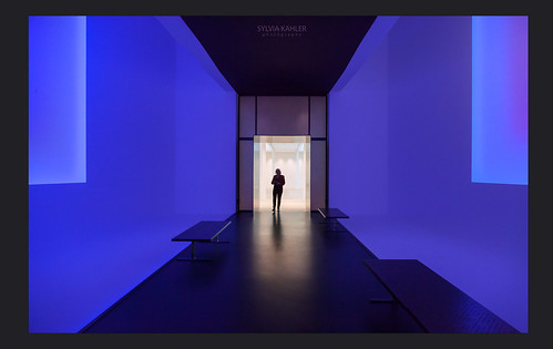 'Ganzfeld' by James Turrell