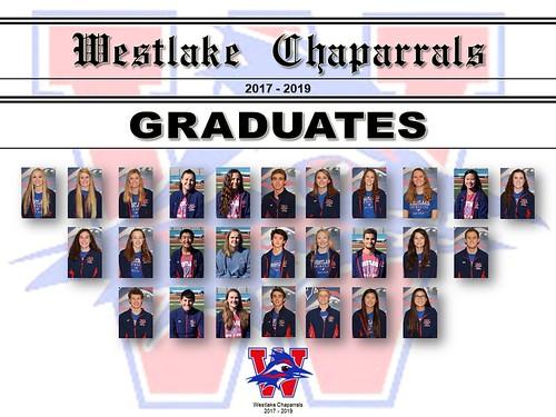 2017-2019 Graduates - Westlake Chaparrals