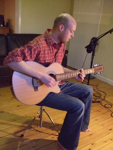 Stevie McLardie - Shine on (production photos) 36