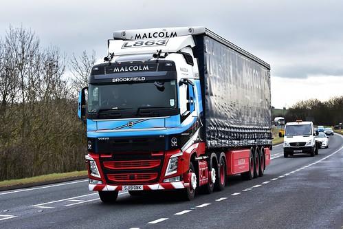 Malcolm Logistics SJ19 OBK