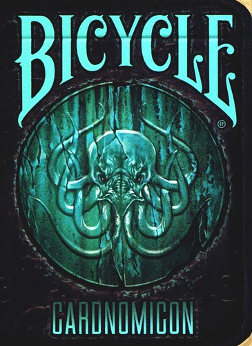 Bicycle, Cardnomicon