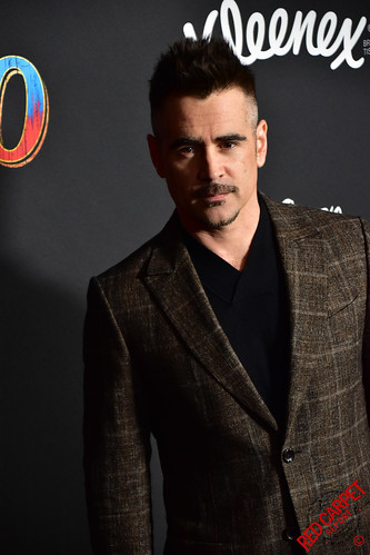 Colin Farrell at Disneys Premiere of Dumbo in Hollywood - DSC_0303