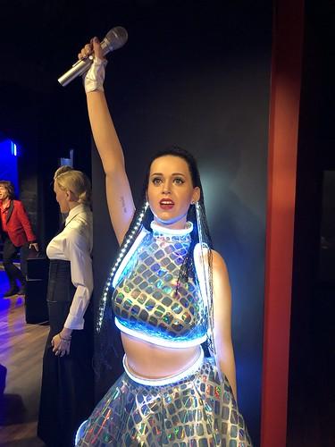 Katy Perry : Musée Grévin - Paris 9