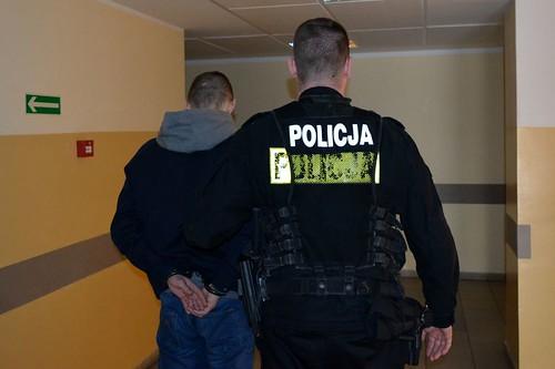 Pomorscy włamywacze aresztowani