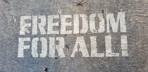 Freedom for All!