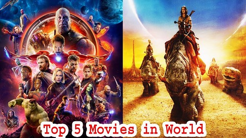 Top 5 Biggest Budget Hollywood Movies in The World 2019
