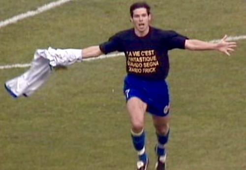 Italia-Liechtenstein, la partita speciale di Super Mario Frick