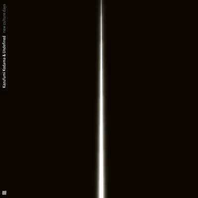 [再入荷] KAZUFUMI KODAMA & UNDEFINED - New Culture Days...