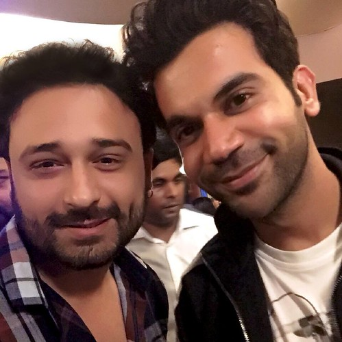 Interval Time for STREE with Birthday Boy Raj :) Happy Birthday Bhai <3  Watch Stree In Cinemas Now.  Twitter.com/JaeyGajeraIndia Instagram.com/JaeyGajera #RajkummarRao #HappyBirthdayRajkummarRao #ShraddhaKapoor #DineshVijan #AAFilms #MaddockFilms #D2RFil