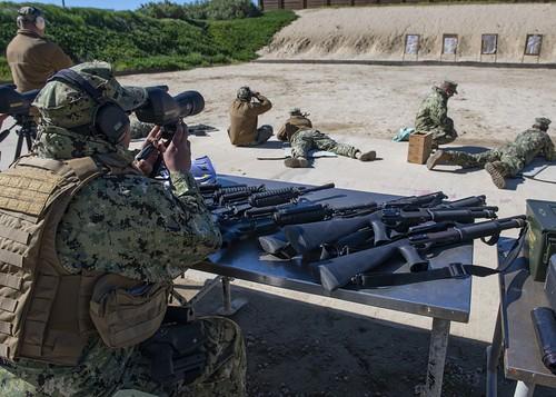 Port Security Unit 312 participates in Pacific Blitz 312