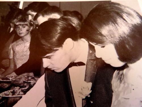 Jim Bauman and Wini Garrett...