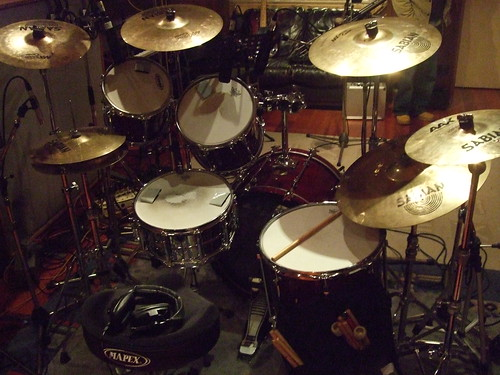 Stevie McLardie - Shine on (production photos) 91