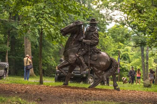 Lt. Gen James Longstreet Monument