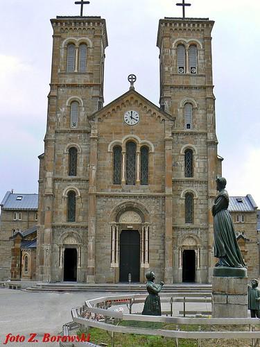The Sanctuary of Our Lady La Salette