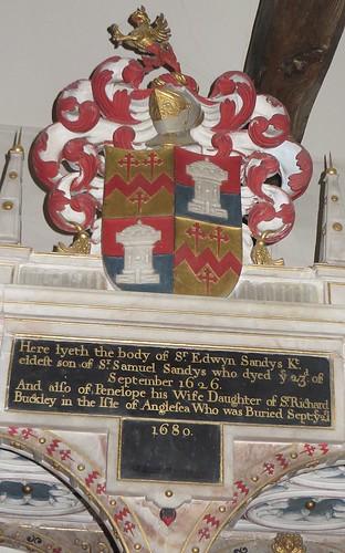 Wickhamford Worcestershire