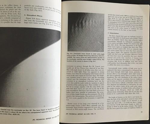Mariner Mars 1971 Project Final Report (Vol. II. Prelim. Science Results)