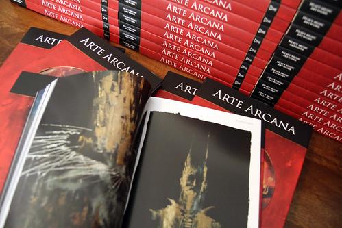 Arte Arcana - Heavy Music Artwork