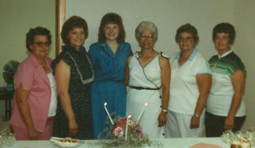 Kathy Votaw shower summer 1994 crop